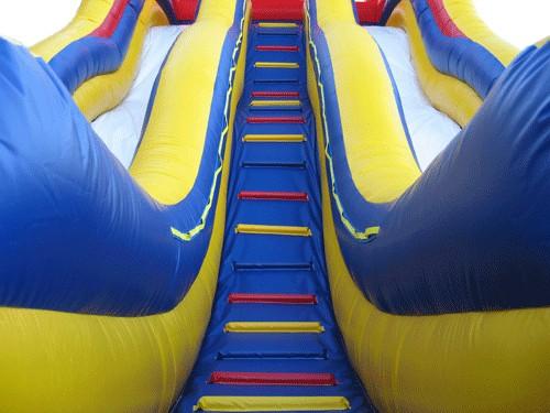 24 double bump slide 2