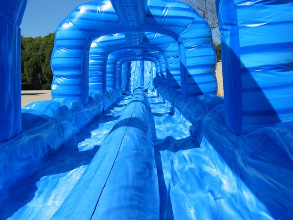 Blue Crush giant water slide rental - pic 5