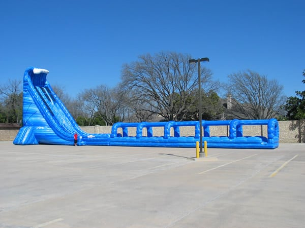 Blue Crush water slide rental