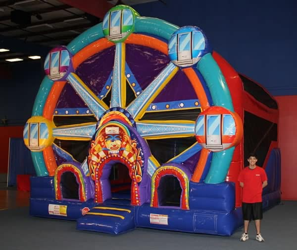 ferris wheel bounce house