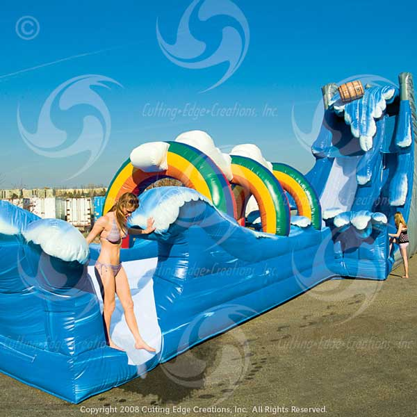 Niagara Falls Water Slide rental