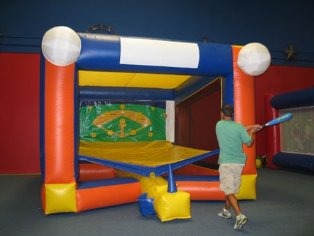 t ball inflatable game 2