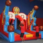 basketball goal rentals