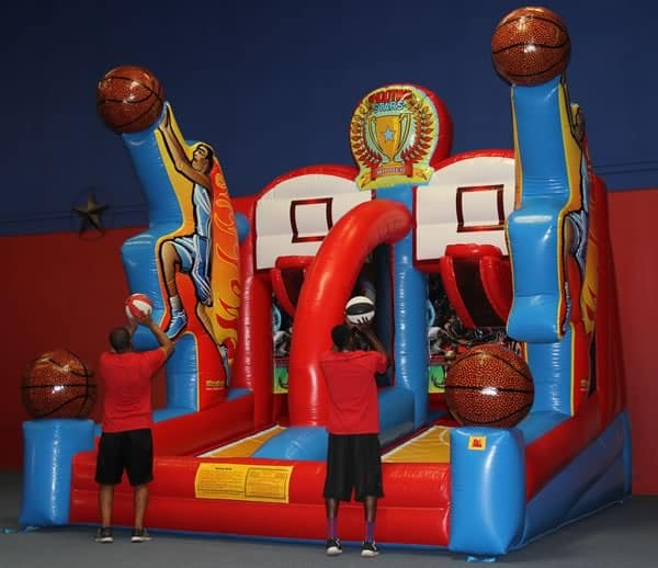 basketball shooting stars game rental pic3