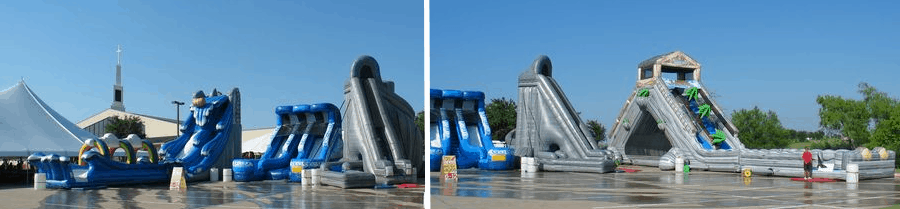 Inflatable Rentals - Water Slides