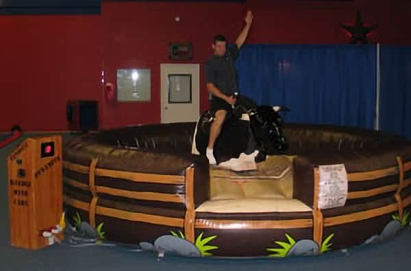 Wild west Mechanical Bull Rental