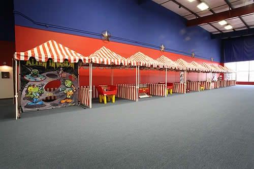 Carnival Tents rental