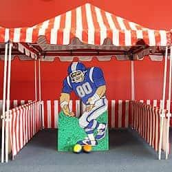 Carnival tent rental - Game 9