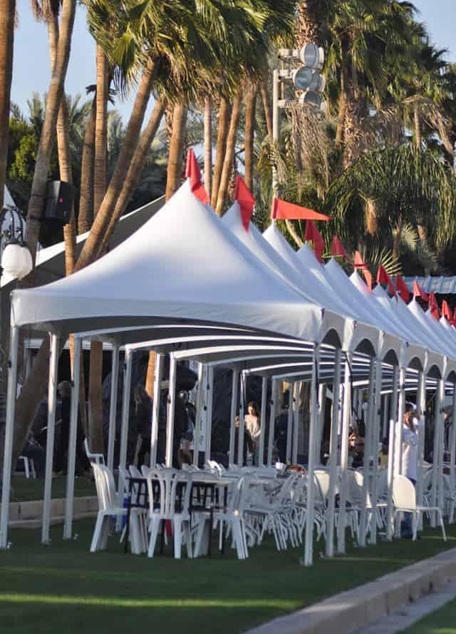 Tent Rental - High Peak