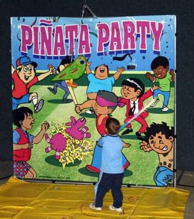 Pinata Party - Carnival Rental