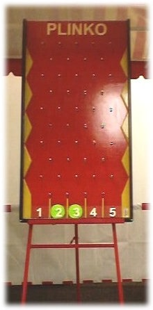 Plinko - Game Rental