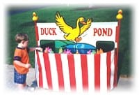 Duck Pond - Classic Carnival Game
