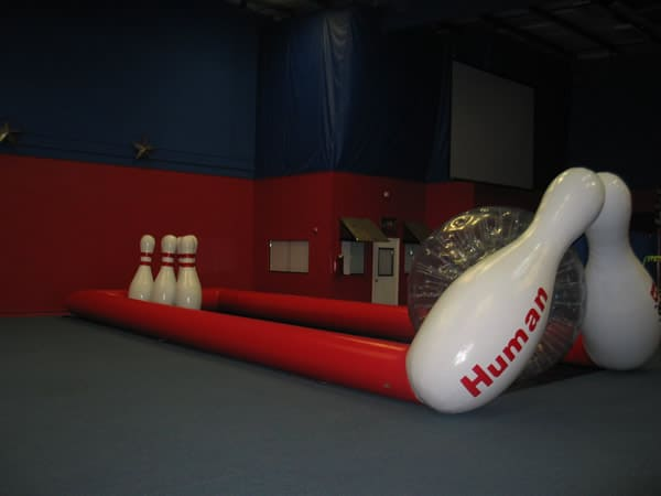 Giant Sized Bowling Pins