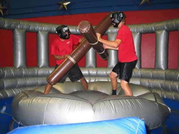Gladiator Dome Jousting - Game Rental