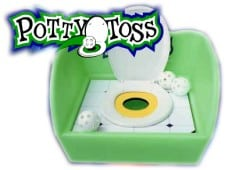 Potty Toss - Carnival Game