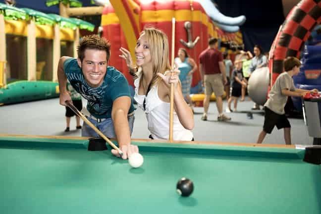 professional pool table rental - Dallas