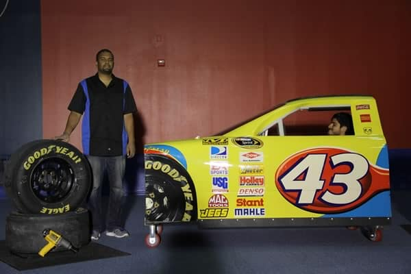 NASCAR Sprint Cup simulator rental