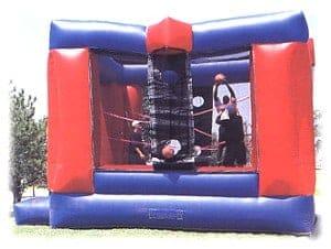 Slamball Inflatable Game Rental