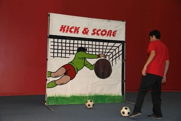 soccer carnival game rental
