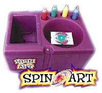 Spin Art - Carnival Rental
