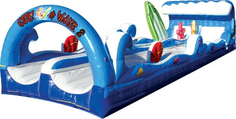 Surf Wave 2 - Slip and Slide Rental