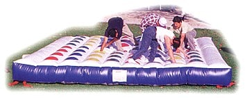 Human Twister Game