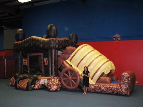 western-bounce-house-slide-pic1