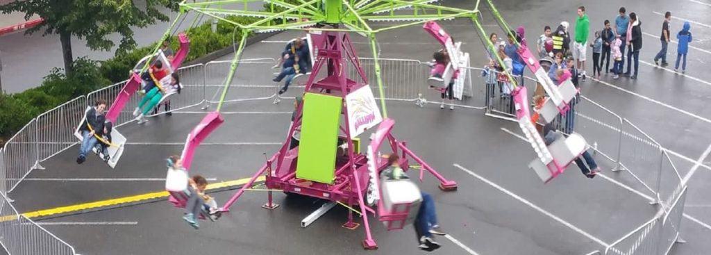 Ballistic Amusement Park Ride Rental - Dallas, TX