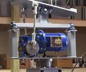 How Our Mechanical Bulls Work