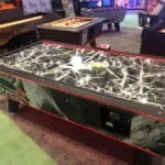 7 ft air hockey table rental