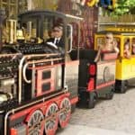 Mini Express Train Rides