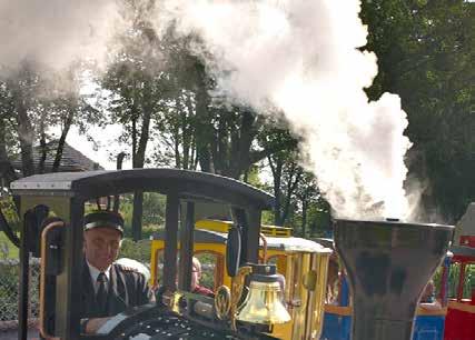 Real Steam from Smoke Machine